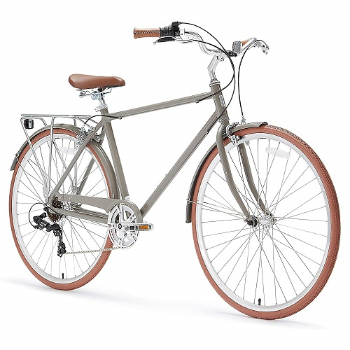 sixthreezero Ride in The Park Men's Touring City Road Bicycle | going-to-college-gifts