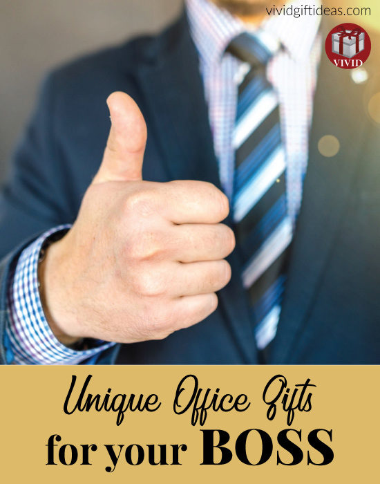 The Best Gifts for Boss (male and female)