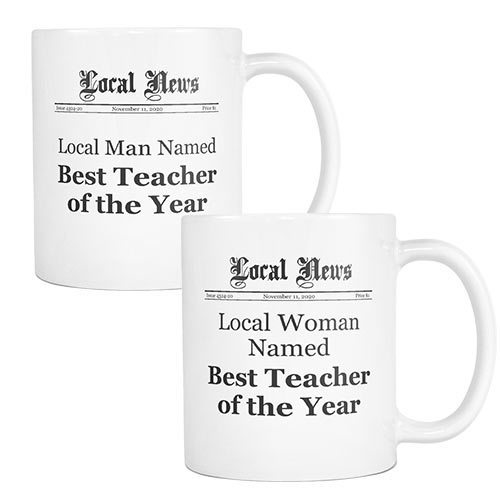 best-teacher-newspaper-headline-coffee-mug