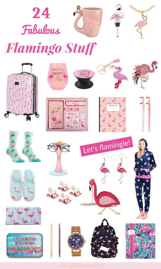 Flamingo gifts | Flamingo decor and accessories