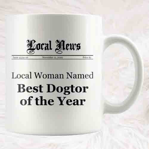 gifts-for-veterinary-technicians-woman-best-dogtor-mug