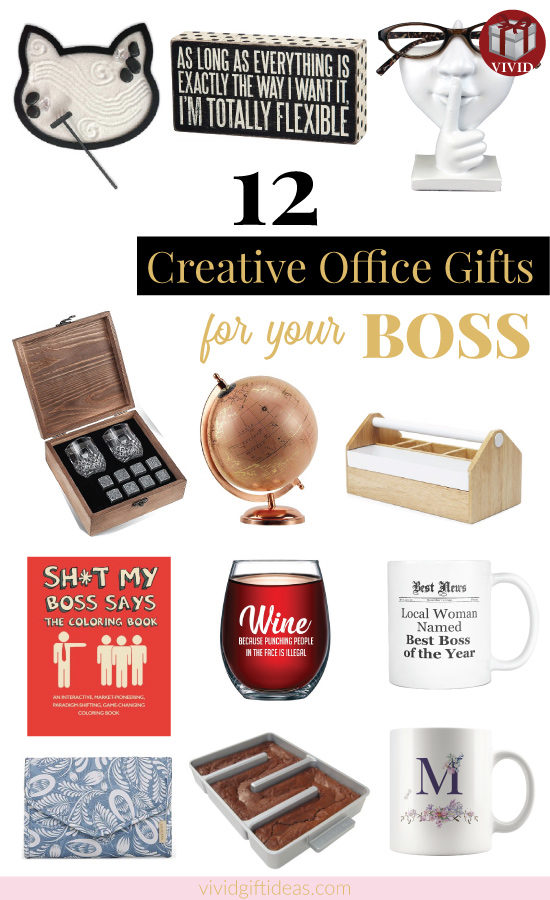 Gifts for Boss | Office gift guide