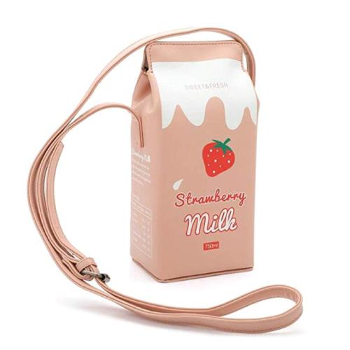 Milk Box Crossbody Bag | Teen Girl Stocking Stuffers