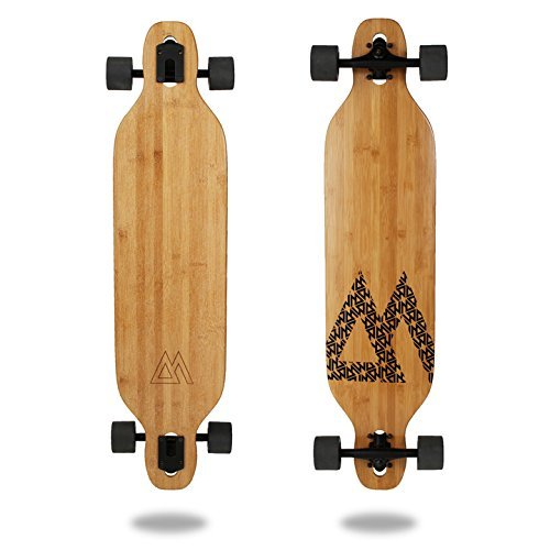 Christmas Gift Ideas | Magneto Bamboo Longboards | Gifts for Boyfriend