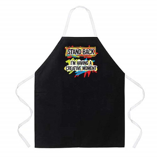 Creative Moments Apron