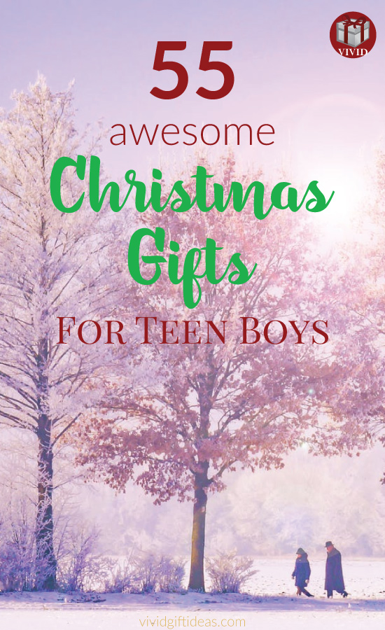 Christmas Gifts for Teen Boys