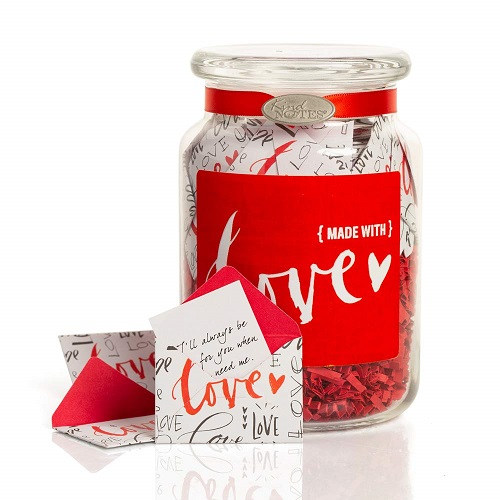 KindNotes Love Messages Gift Jar