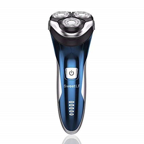 Christmas Gift Ideas | SweetLF Waterproof IPX7 Electric Shaver | Gifts for Boyfriend