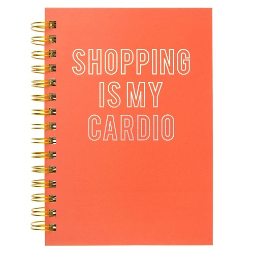Graphique Cardio Hard Cover Journal