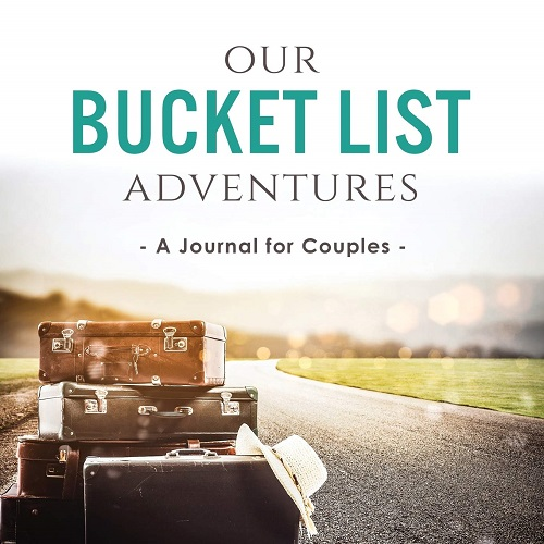 Christmas Gift Ideas | Our Bucket List Adventures: A Journal for Couples | Gifts for Boyfriend