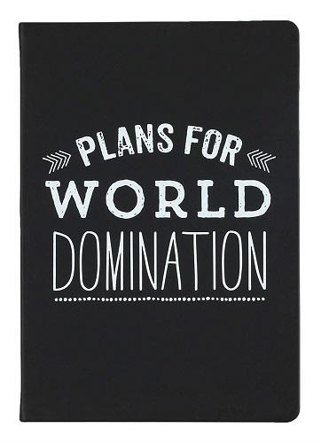 World Domination Journal Book