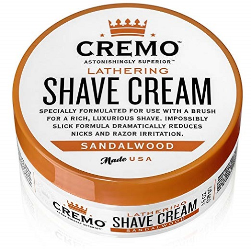 Christmas Gift Ideas | Cremo Lathering Shave Cream | Gifts for Boyfriend
