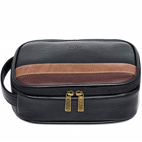 Christmas Gift Ideas | Vetelli Toiletry Bag Travel Dopp Kit | Gifts for Boyfriend