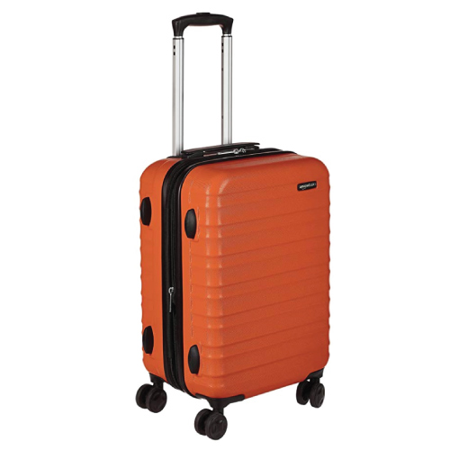 Christmas Gift Ideas | AmazonBasics Hardside Spinner Luggage | Gifts for Boyfriend