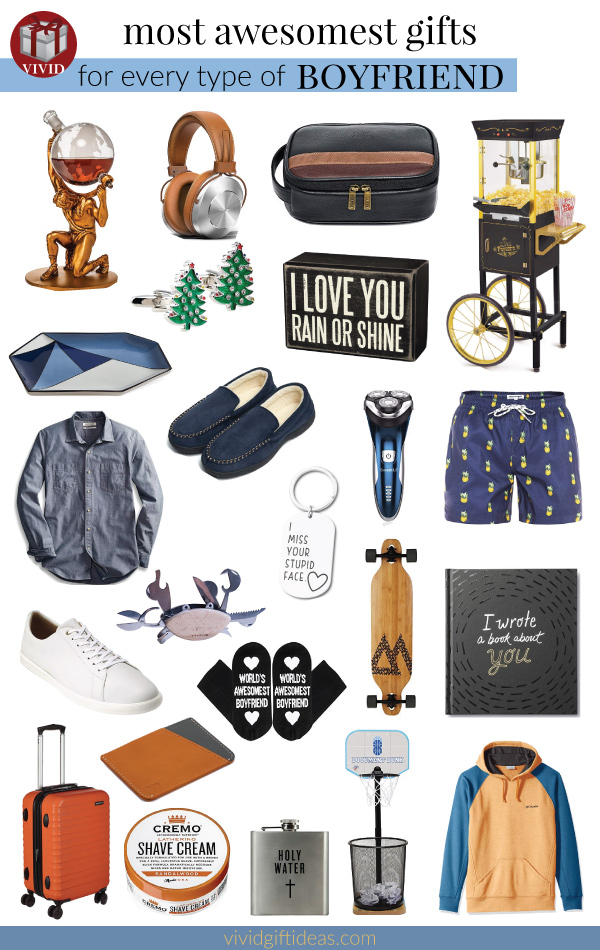 Christmas gifts for boyfriend: Best gifts for men