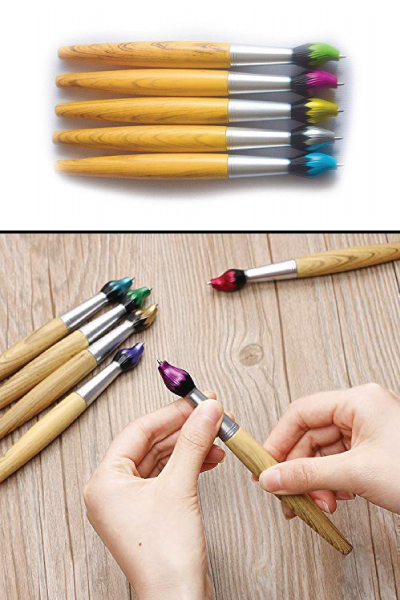 Paint Brush Shaped Pen