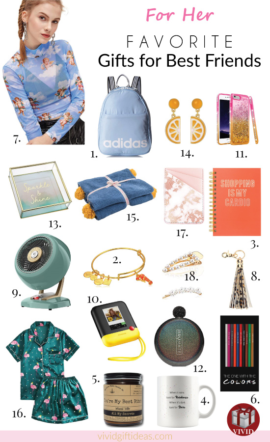 Gifts for female best friends | Best gifts for her