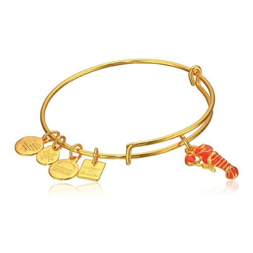 Alex and Ani Lobster Bangle