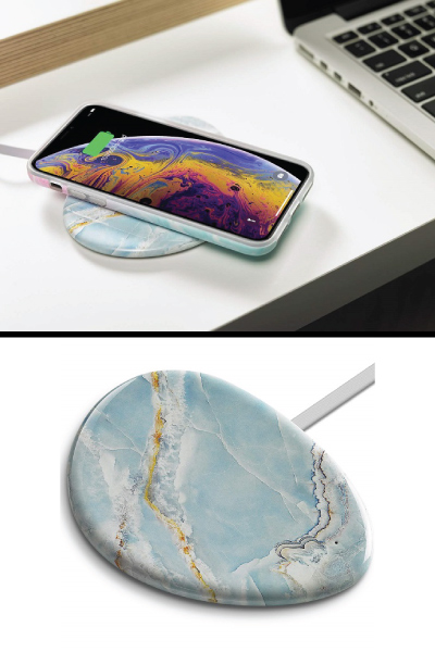 Christmas Gift Ideas | Marble Charging Pad | Gifts for Boyfriend