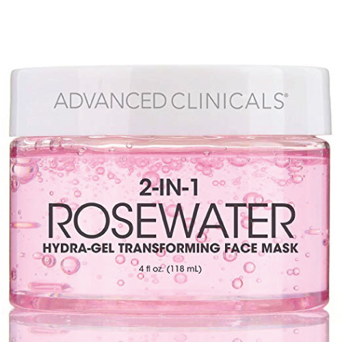 Advanced Clinicals Rosewater Mask | Christmas Gifts for Teen Girls