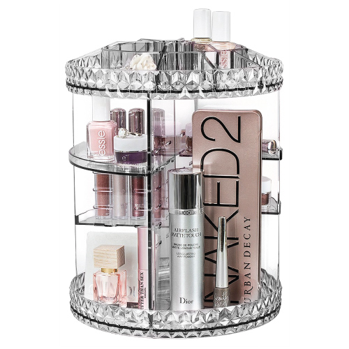 Sorbus Rotating Makeup Organizer | Christmas Gifts for Teen Girls