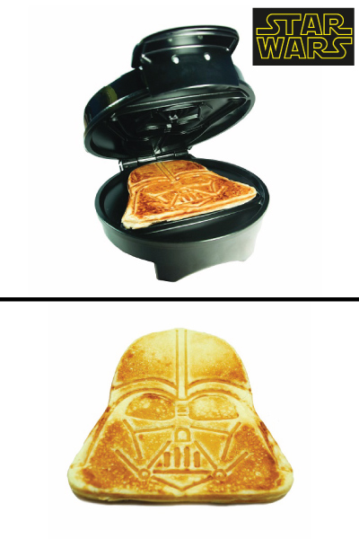 Christmas Gift Ideas | Darth Vader Waffle Maker | Gifts for Boyfriend