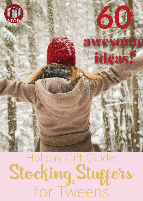 Stocking Stuffers for Tweens - Cover Image