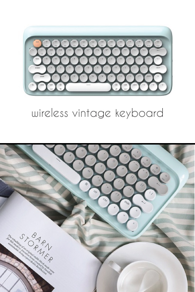 LOFREE Four Seasons Wireless Mechanical Keyboard | Christmas Gifts for Teen Girls