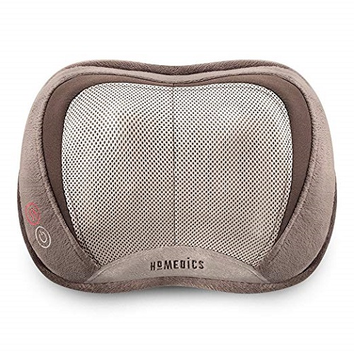 Homedics Shiatsu Vibration Massage Pillow