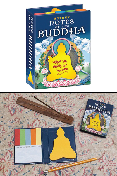 Notes of The Buddha Sticky Notes Booklet