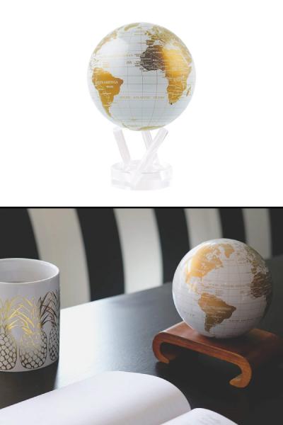 Solar Rotating MOVA Globe