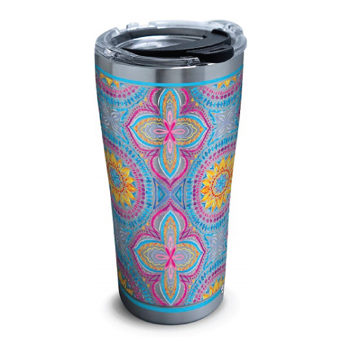 Tervis Bright Mandala Insulated Tumbler