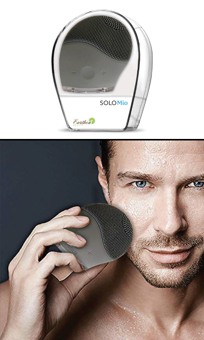SOLO Mio Facial Cleansing Device For Him