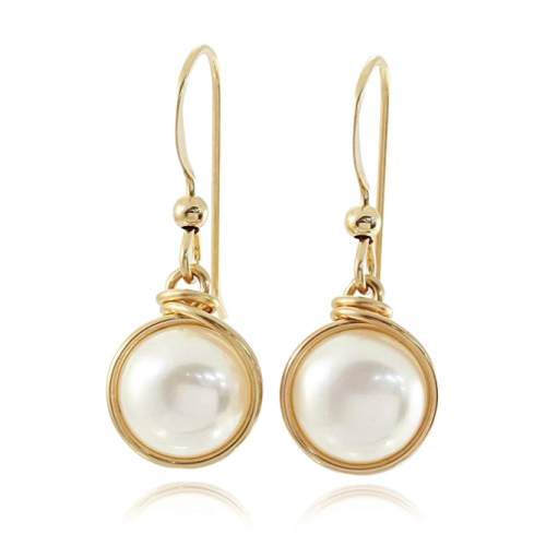 Stera Jewelry Pearl Earrings