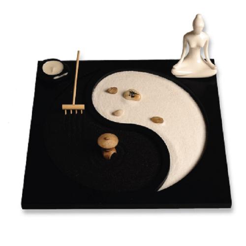 Tai Chi Pattern Zen Garden
