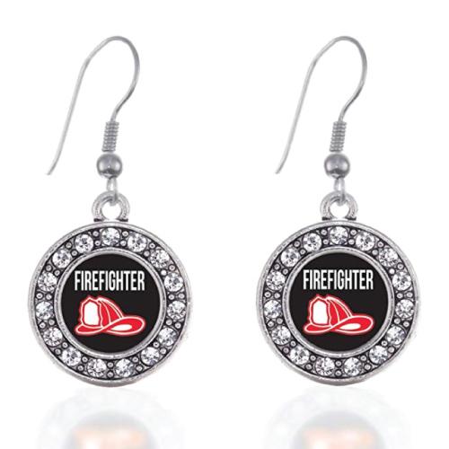 Firefighter Earrings