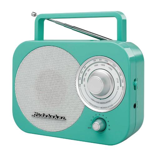 Studebaker Classic Portable AM/FM Radio