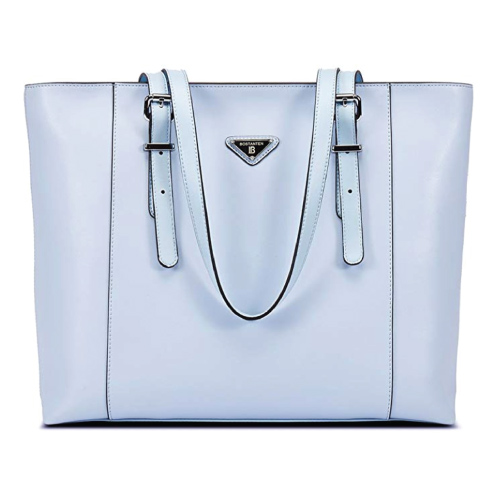 BOSTANTEN Women Briefcase Laptop Tote