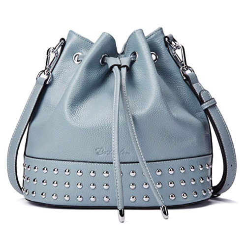 BOSTANTEN Bucket Hobo Bag