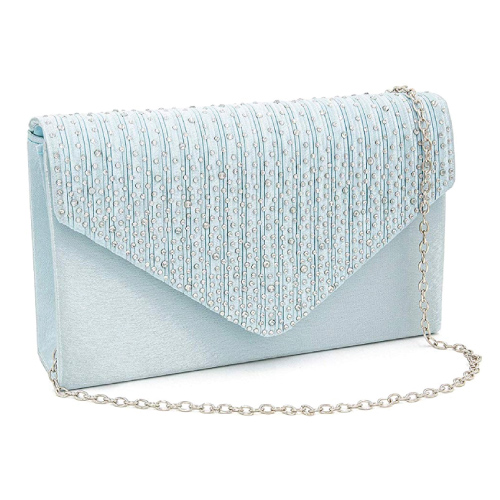 Milisente Glitter Rhinestone Evening Bag