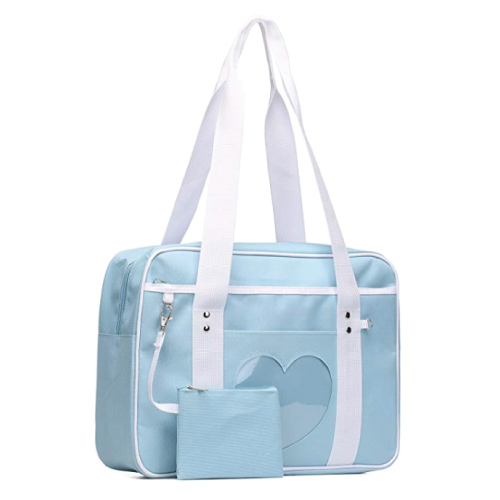 SteamedBun Ita Japanese Anime Large Shoulder Bag