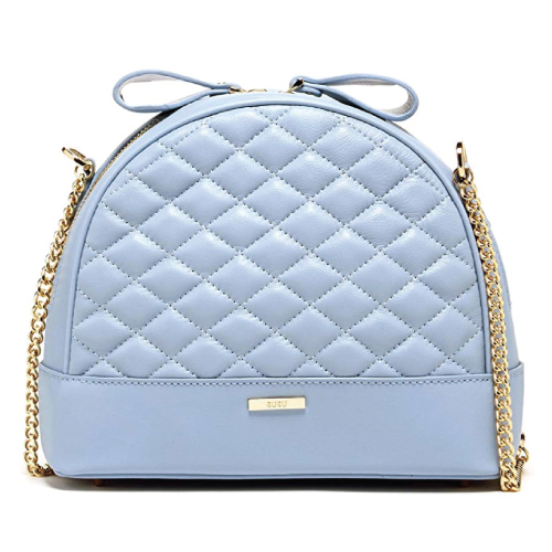 SUSU The France Quilted Leather Purse