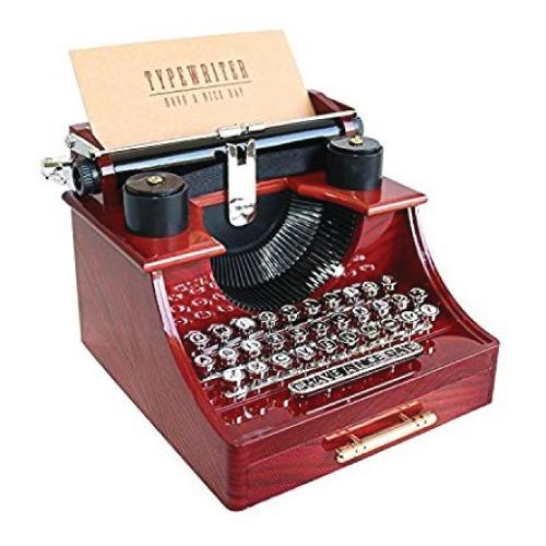 Alytimes Typewriter Music Box