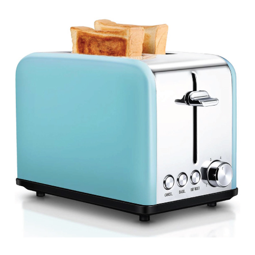 Retro Small Toaster