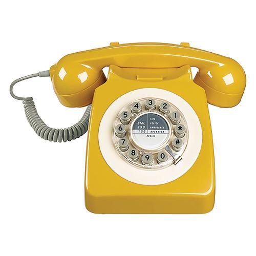 Rotary Design Retro Landline Phone