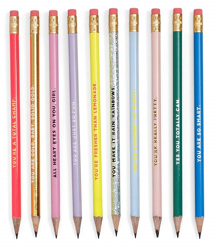 ban.do Women's Write On Graphite Pencil Set