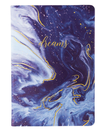 Eccolo World Traveler Blue Dreams Notebook