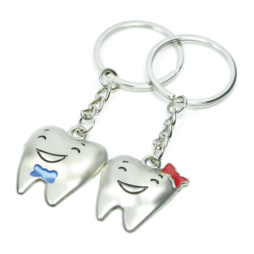 Tooth Lovers Keychain