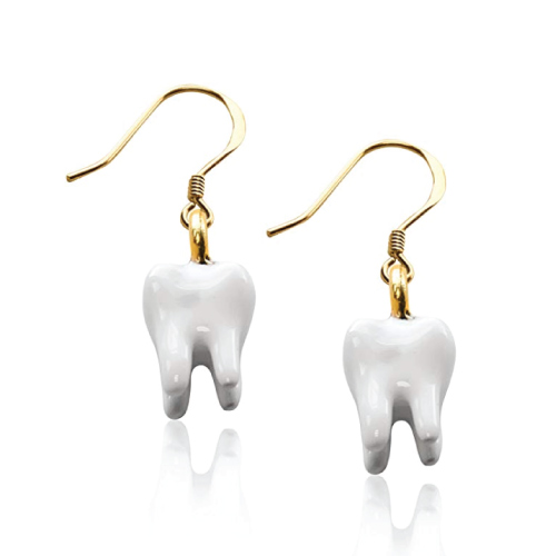 Dental Charm Earrings