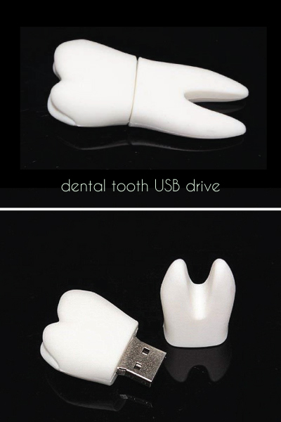 Novelty Tooth USB Flash Drive